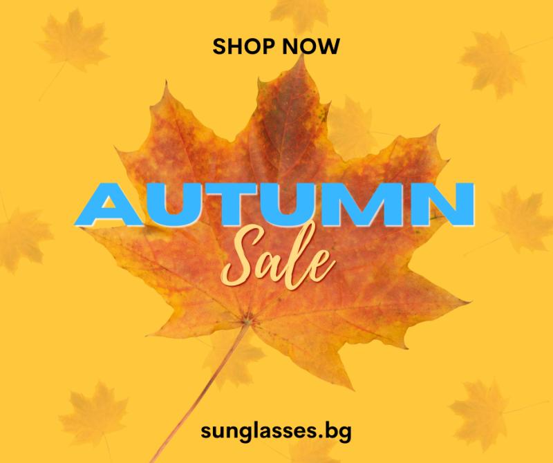 % Autumn SALE %