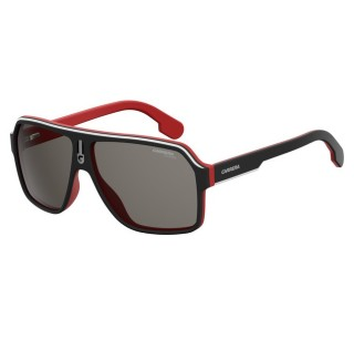 CARRERA CLASSICO SUNGLASSES 1001/s  BLX/M9 MT BLK RED
